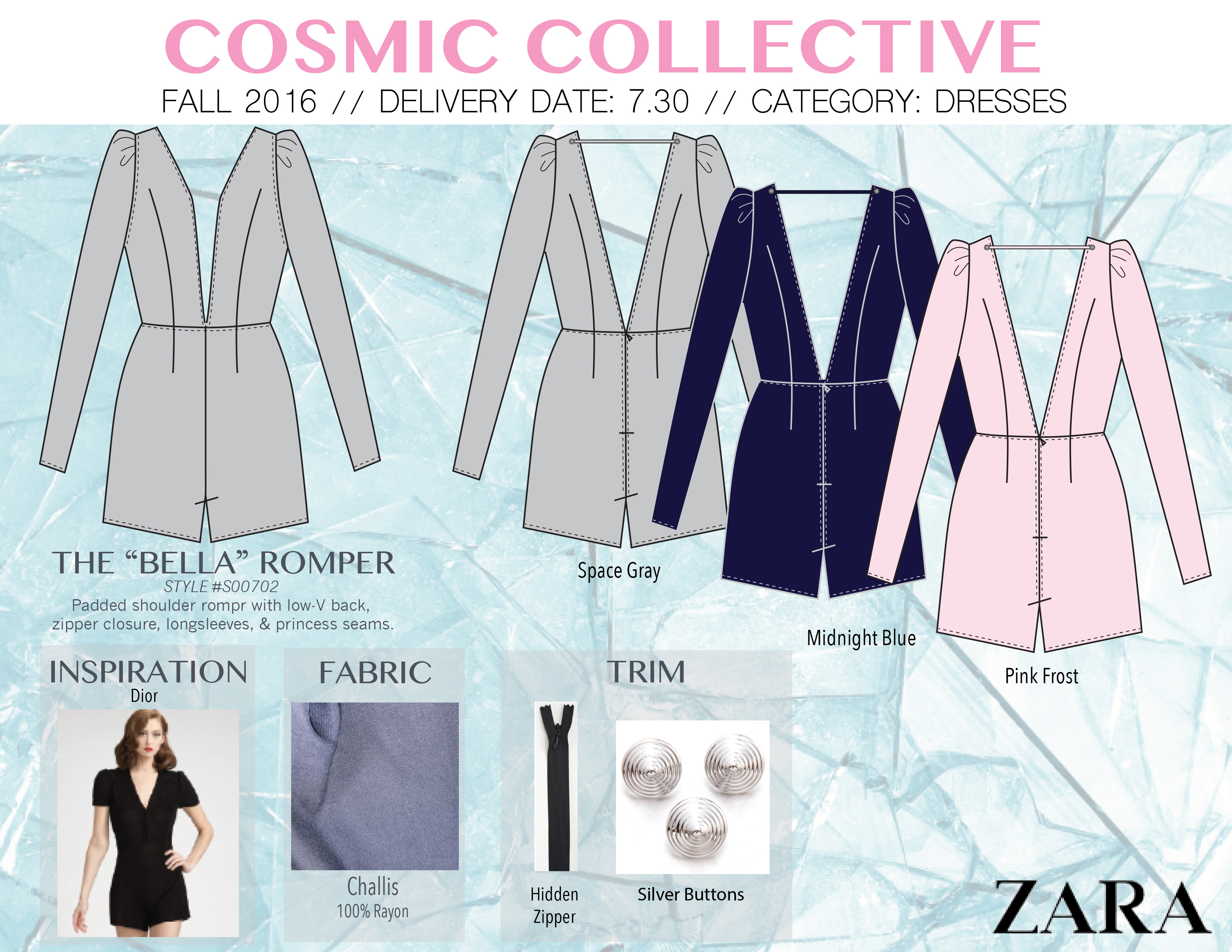 layout page for cosmic collective BELLA ROMPER jpeg