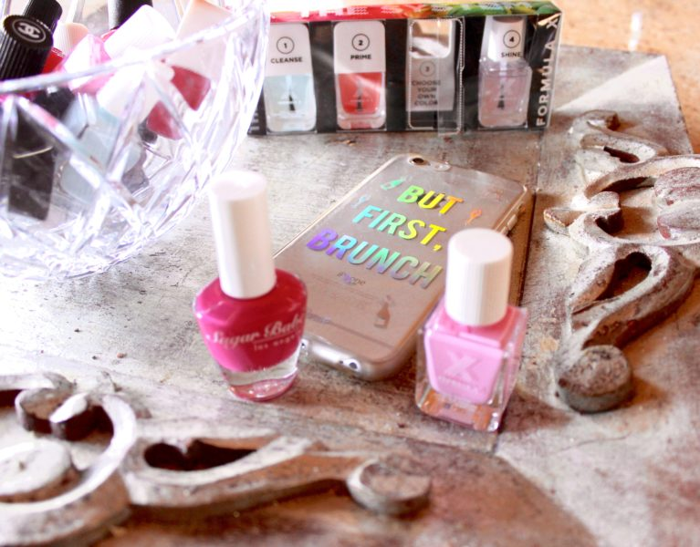 Favorite Nail Polish Brands || 3 Free + 5 Free