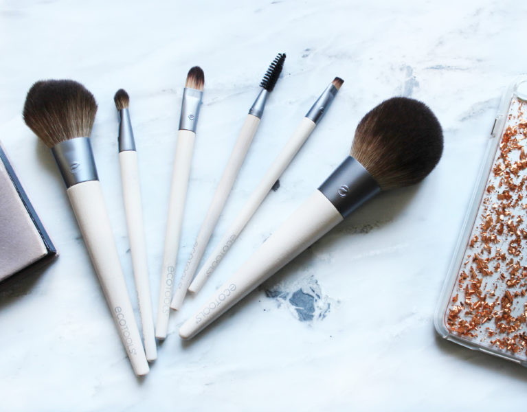 Makeup Application Essentials || EcoTools