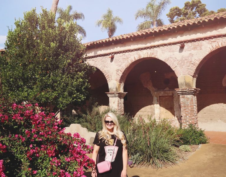 Mission San Juan Capistrano + Ghost Stories…